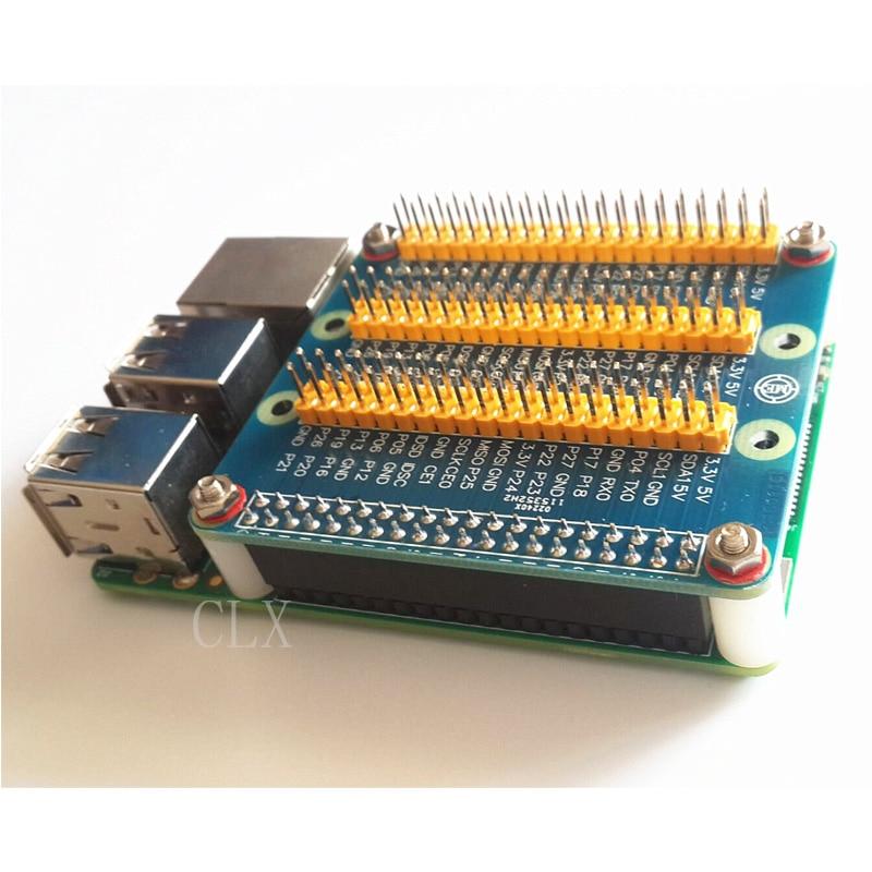 Raspberry Pi 3 Expansion Board GPIO Raspberry PI 2 3 B B+ With Screws