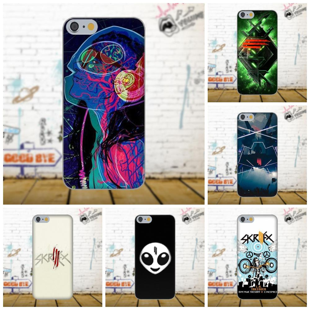 Oedmeb Skrillex Alien Head Design Soft Pattern For Xiaomi Redmi 5 4A 3 3S Pro Mi4 Mi4i Mi5 Mi5S Mi Max Mix 2 Note 3 4 Plus