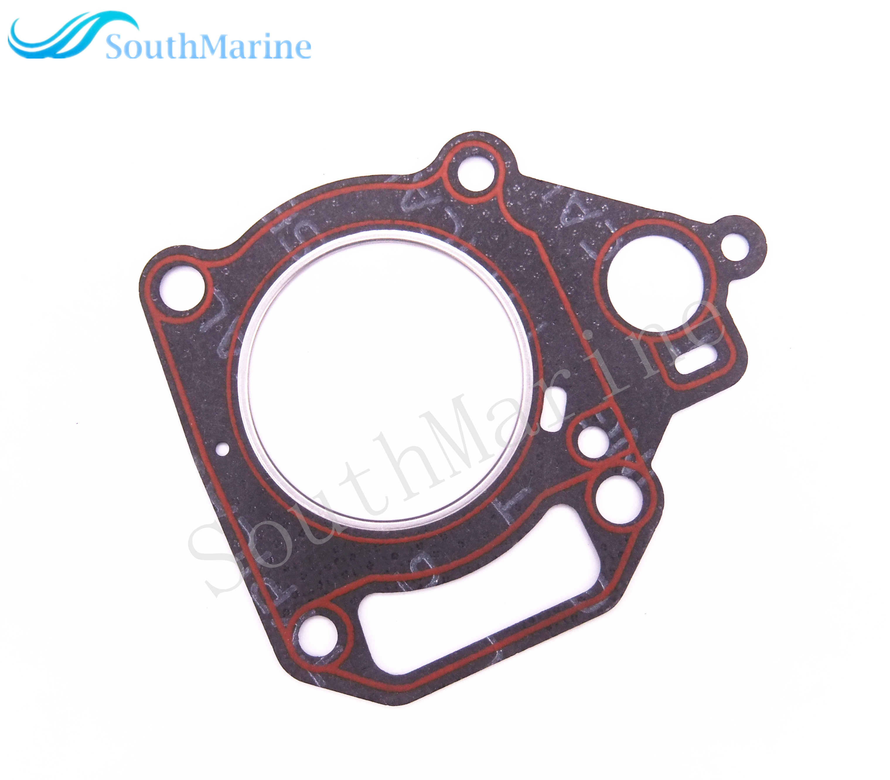 Outboard Engine 67D-11181-A0 Cylinder Head Gasket for Yamaha 4-Stroke F4 Boat Motor Free Shipping