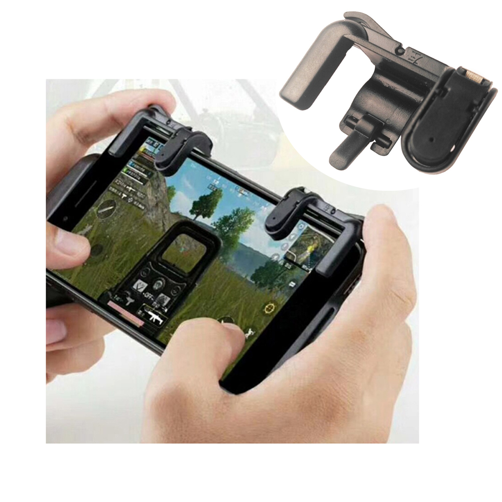 2pcs Joystick Assist Controller Free Fire PUBG Mobile Game Shoot Button L1 R1 Rules of Survival Knives Out STG FPS TPS Game