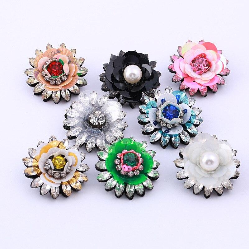 Aliexpress.com : Buy New Simple Fashion Brooch Flower