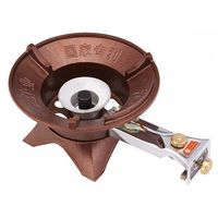 Commercial High Efficient Strong Fire Kitchen Gas Stove Tabletop Gas Cooking Burner Hotel Restaurant Use Gas
