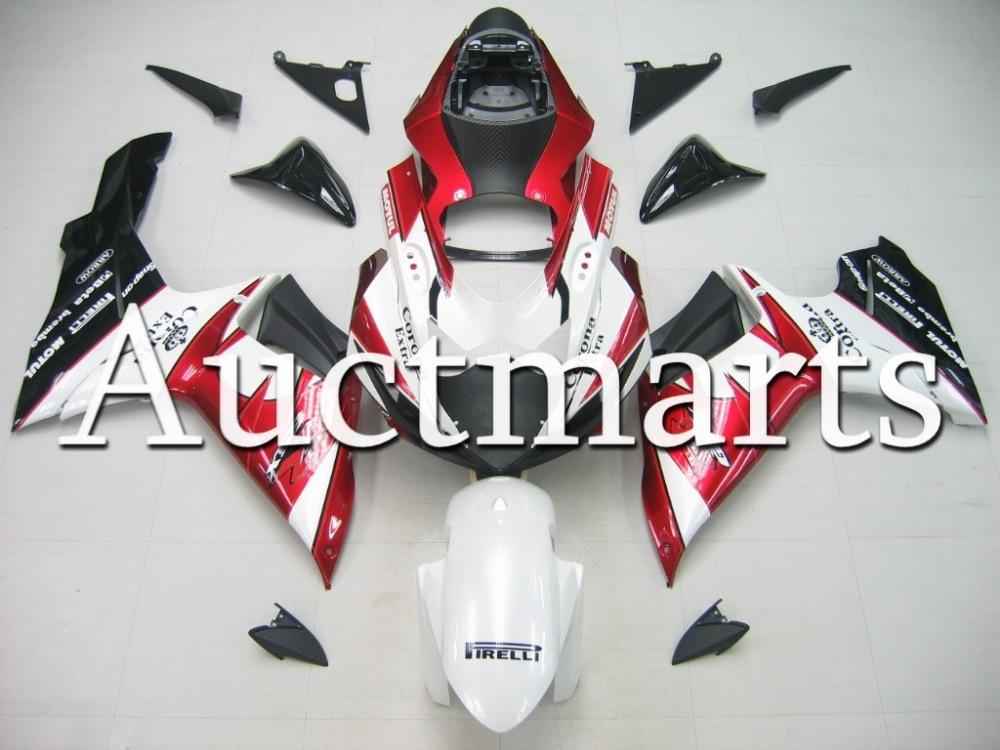 Fit for Suzuki GSX-R 750 2011 2012 2013 2014 Injection ABS Plastic motorcycle Fairing Kit  GSXR750 11-14 GSXR 750 GSX R750  CB08