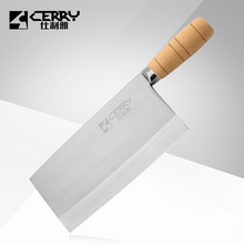 Kitchen Knives Cooking Tools Authentic hand-forged chef chop bone knife cut bone-specific stainless steel to  Specials