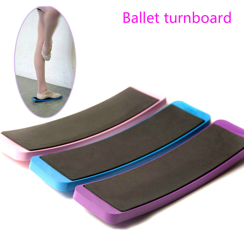 Turn-Board Board-Tools Dancer Foot-Accessories Blue Girls for Practice Circling High-Wearing