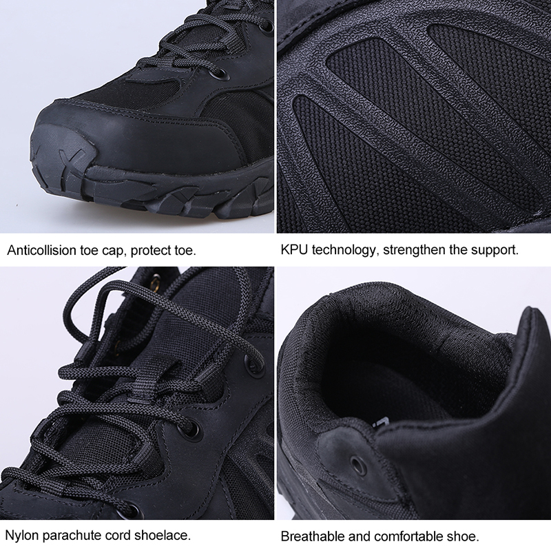 CQB Winter Panther Cross-Country Τακτικές υπαίθριες - Πάνινα παπούτσια - Φωτογραφία 2