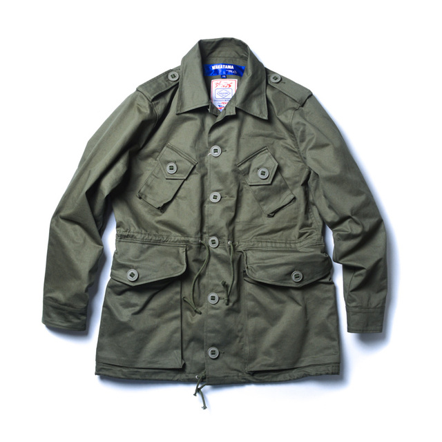 2018 CANADA ARMY FIELD JACKET Loose Trench Coat Military M65 Outwear For  Unisex 36-42 9dc99ac5c