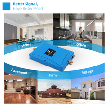 2019 NEW mobile phone Dual ALC 3G GSM Signal Repeater 900MHz UMTS 2100MHz 2G Band 8/3 Cell Phone Booster #50