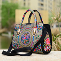 Messenger bag 2016 quinquagenarian women's handbag national trend embroidered bags embroidery vintage canvas women's handbag