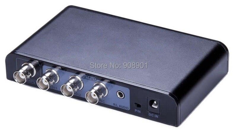 Freies Verschiffen So Effektiv Wie Eine Fee Unterstützung Sd/hd/3g-sdi Lkv364 Sdi Zu Bnc & Sdi Video Converter Splitter