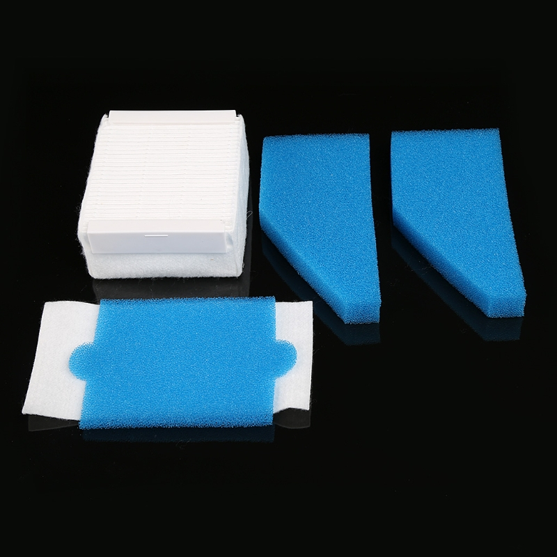 SKYMEN 1 Set Foam And Felt Filter Vacuum Cleaner Filtering Spare Part For Thomas 787241 Vacuum Cleaner Accessories Replacement 2pcs vacuum cleaner foam felt filters for shark rotator nv450 nv200 200c nv200q nv201 nv202 202c nv472 nv480 fit model xff450