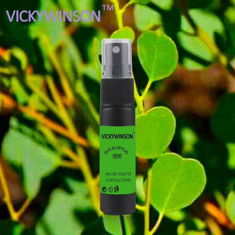 VICKYWINSON Eucalyptus Deodorant 10ml Women Man Deodorant Stick Antiperspirant Deodorant Crystal Deodorant Underarm Removal