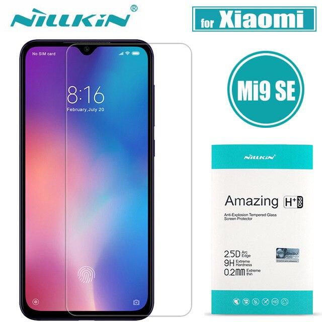 Dla Xiao mi mi 9 SE 9T Pro ochraniacz ekranu Nillkin H Plus Pro wyczyść ochrona bezpieczeństwa szkło hartowane dla Xiao mi mi 9 SE mi 9T Pro
