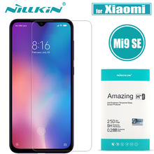 Protector de pantalla para Xiaomi, Protector de pantalla para Xiaomi Mi 9 SE 9T Pro Nillkin H Plus Pro Clear Safety Protectvie vidrio templado para Xiaomi Mi9 SE Mi9T Pro