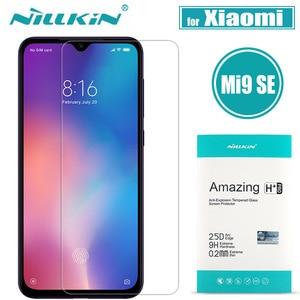 Image 1 - Protector de pantalla para Xiaomi, Protector de pantalla para Xiaomi Mi 9 SE 9T Pro Nillkin H Plus Pro Clear Safety Protectvie vidrio templado para Xiaomi Mi9 SE Mi9T Pro