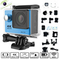CELTER Ultra HD 4K 170 Degrees Action Camera Wide Angle Waterproof  Video Cam Sports 2Inch Screen1080p Outdoor Camera