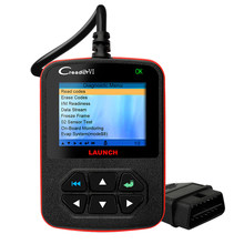 OBD2 Diagnostic Tool Automotive Scanner Launch Scanner Creader VI OBD 2 Diagnostic-Tool Auto Car Diagnostic Tool Multi Language(China)