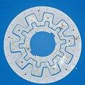 LEVOU Painel de luz de Teto Circular Placa Placa Retrofit 12 W/18 W/24 W AC85 ~ 265 V Anel LEVOU Círculo PAINEL de Luz LEVOU holofotes
