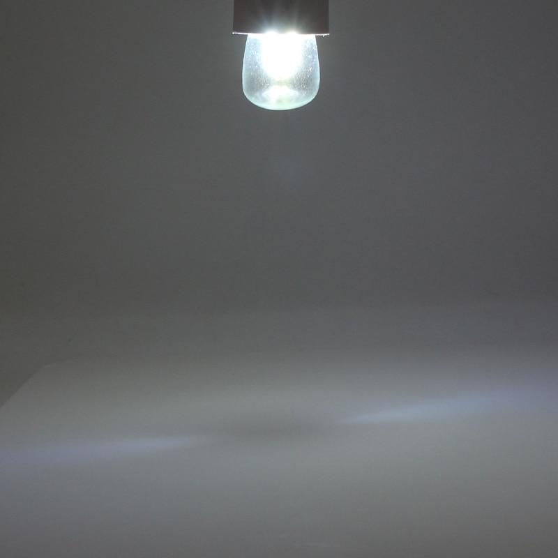 Купить с кэшбэком 1X ampoule led filament bulb B15 BA15D candle light 110v 220v 12v power supply 1.5W 150 Lumens transparent shell spot home lamp