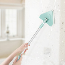 Multi-purpose Extendable Cleaning Brush Household Tub Tile Scrubber Tool Spin Clean Brush Kitchen Bathroom Corner Cleaner Mops
