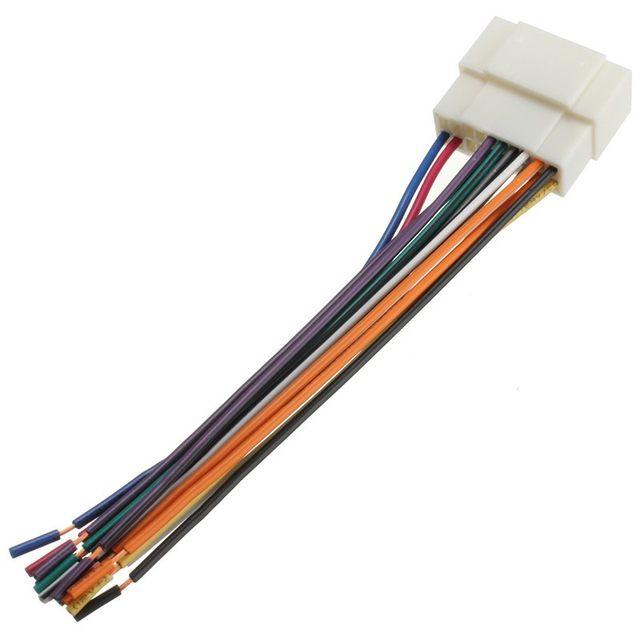 Online-Shop Autoradio CD-Player Kabelbaum Wire Adapter Stecker Für ...