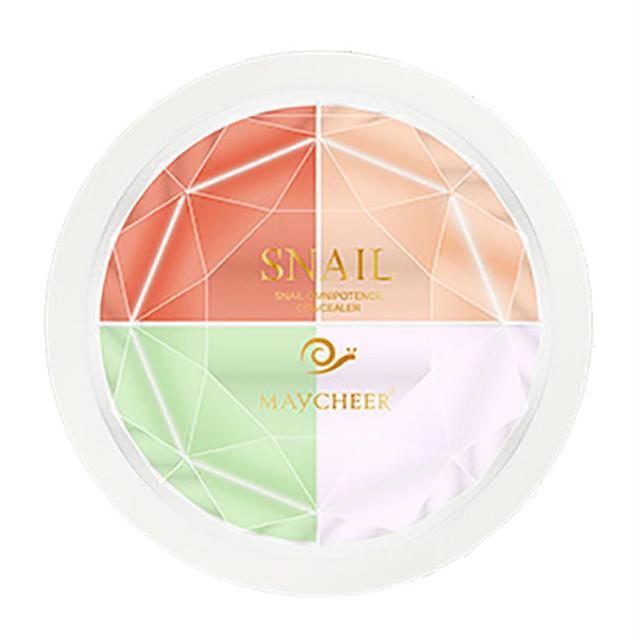 Super Snail Essence Moisturizer 4 Color Long Lasting Face Makeup Concealer Wiring Digital Resources Nekoutcompassionincorg