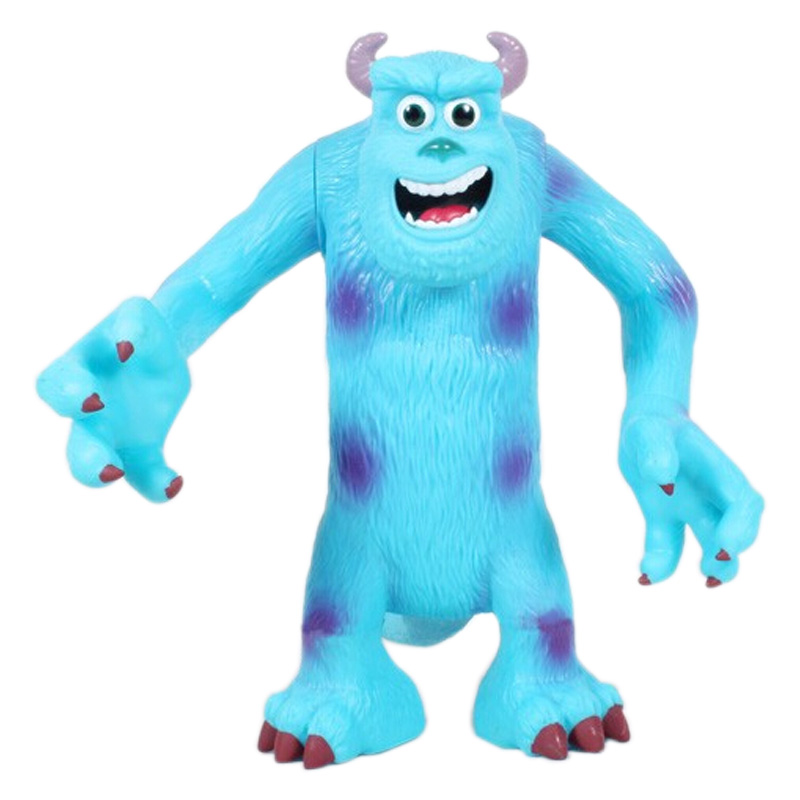 Inc. James P. Sullivan Sulley PVC Action Figure Collectible Toy - cartoon city store