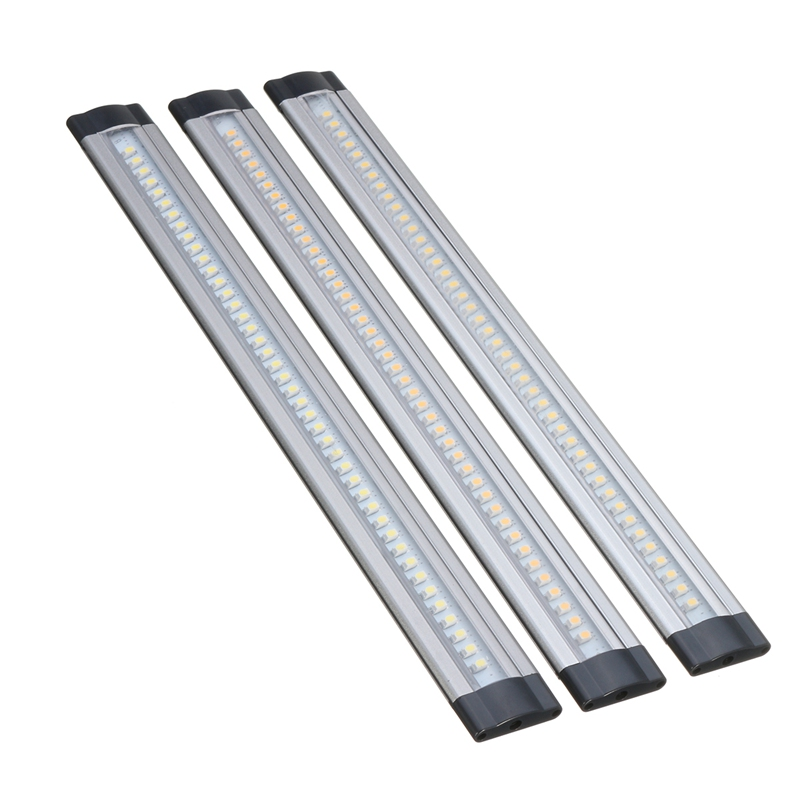 30cm AC 100 240V LED Bar Light Under Cabinet Cupboard