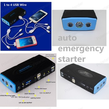 High quality car jump starter Multi-Functional for Current Car Jump Starter Power BankDiesel emergency kit