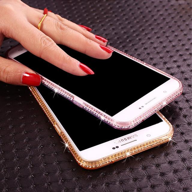 Samsung Galaxy A3 A5 2016 S5 S6 S7 Edge Case Diamond By Slick Worth