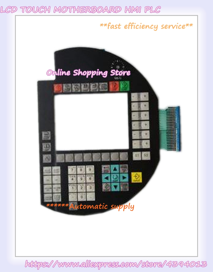 NEW OFFER FOR 6FC5403-0AA10-0AA1 film button