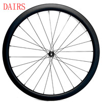 700c disc wheelset 50mm front wheel clincher Tubeless 26mm width disc wheel NOVATEC D411 100x12mm hub carbon wheels