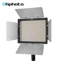 YONGNUO YN600L YN600 LED Video Light Panel with Adjustable Color Temperature 3200K-5500K photographic studio lighting