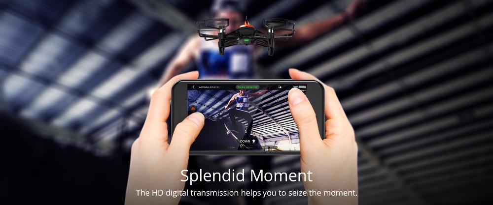 Dron with Camera HD-7