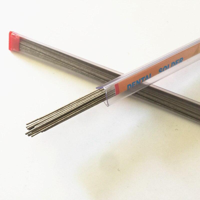 2 Tubo Dental Lab Technician Productos Dental Soldadura NiCr