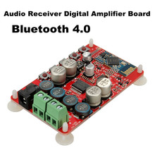 Best Price Electric Circuit TDA7492P Wireless Bluetooth 4.0 Audio Receiver Digital Amplifier Board 20V Car Acoustic Components