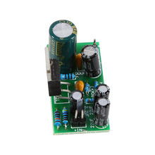 TDA2030A Electronic Audio Power Amplifier Board Single Channel 18W DC 9-24V DIY Kit 2 dual channel tda2030a amplifier module in ac dc power supply can be pcb empty plate parts products