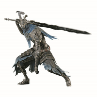 Dark Souls Figure ARTORIAS Cartoon Faraam Knight PVC Figure Collectible Model Toy 2 Styles 1 6