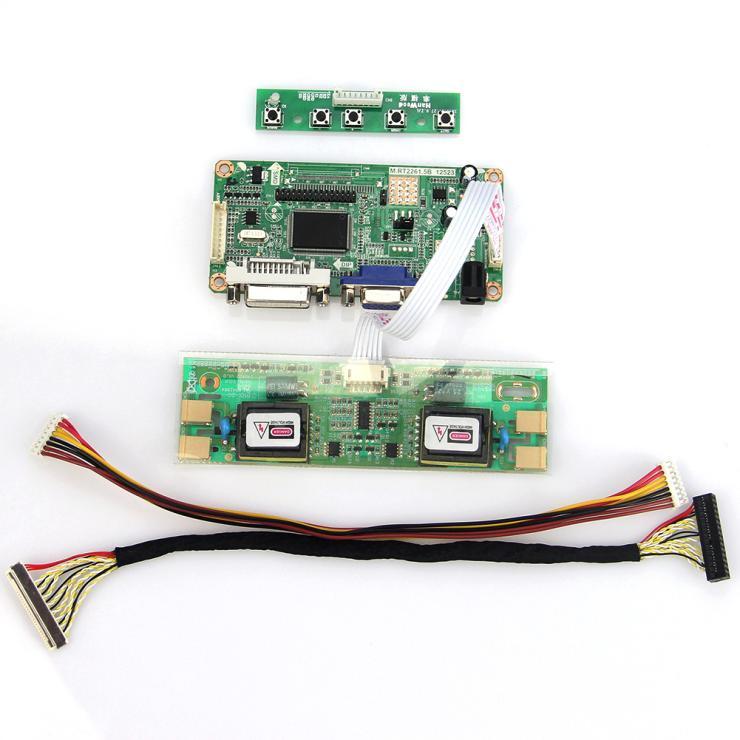 21.5 Inch 1920*1200 For M215HW01 V0 LCD Controller Board (VGA DVI)