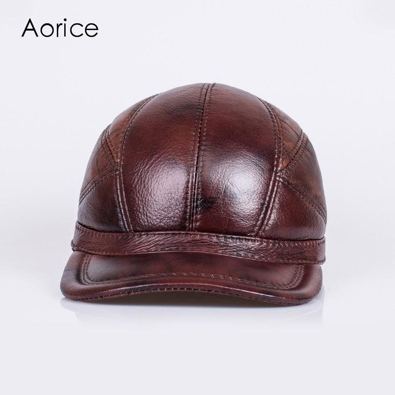 Tamaño  el tapón es de un tamaño cabido la circunferencia de la cabeza  56-61 cm. 2. Material  cuero genuino 12775b9fac2