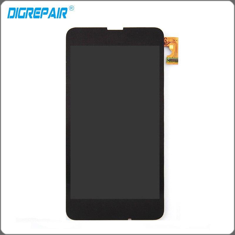 imágenes para Nueva Negro Para Nokia Lumia 630 635 Pantalla LCD de Pantalla Táctil Digitalizador Asamblea Completa Piezas de Recambio Envío Gratis