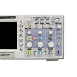 Image 3 - Hantek Osciloscopio Digital DSO5202P, ancho de banda de 200MHz, 2 canales, PC, USB, LCD, portátil, herramientas eléctricas