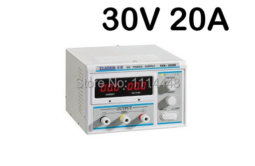0-30V, 0-20A Output Brand New Digital adjustable High-Power Switching DC power supply Variable 220V new digital 6 30