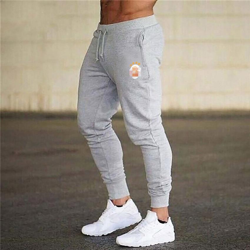 Men Women Tracksuit Gym Sports Pants Trousers Jogging Slim Fit Sweatpants Jogger