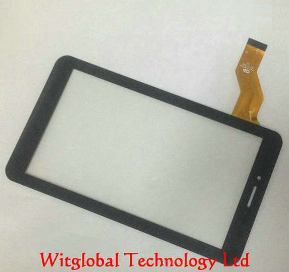New touch screen Digitizer for 7 Irbis TX27 3G TX29 tablet Touch Panel Glass Sensor Replacement Free Shipping new touch screen digitizer for 7 irbis tx47 tablet touch panel glass sensor replacement free shipping