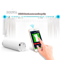 Broadlink DNA Dooya DT360E Electric Curtain Motor 4 6m Track Remote DC2760 For Smart Home Automation