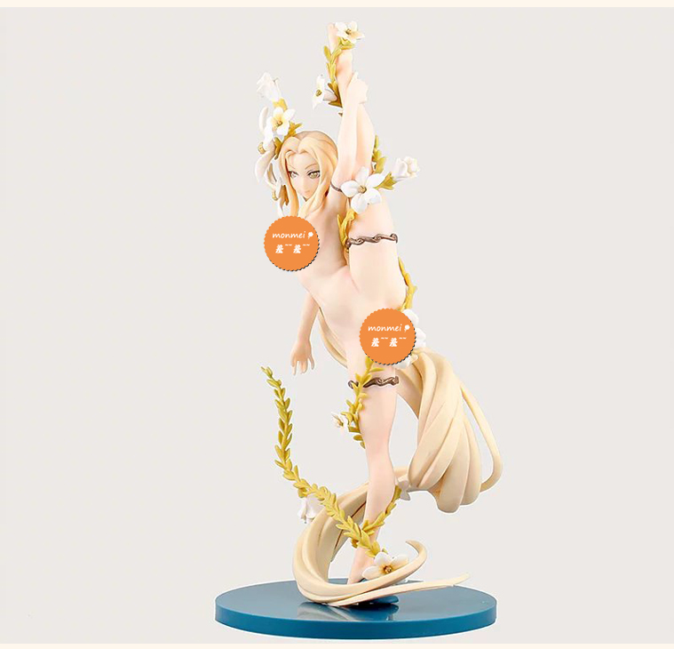 Hot Sale Anime Daiki Hana no Yousei-san Kougyou Flower Fairy Maria Bernhardt Bernard PVC Figure 30CM anime daiki kougyou flower fairy maria bernhardt sexy girl brinquedos pvc action figure collection model toys 32cm