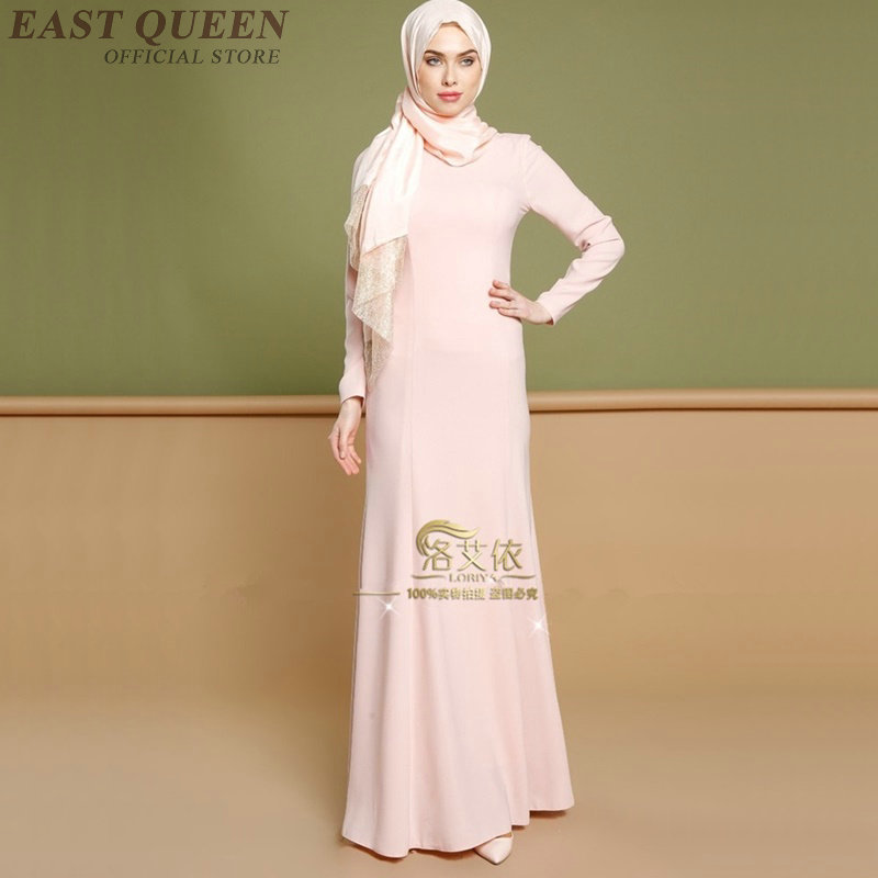 Female Abaya long dresses fashionable women Islam clothing elegant bodycon lace Kaftan Turkish Muslim women dress DD285 F
