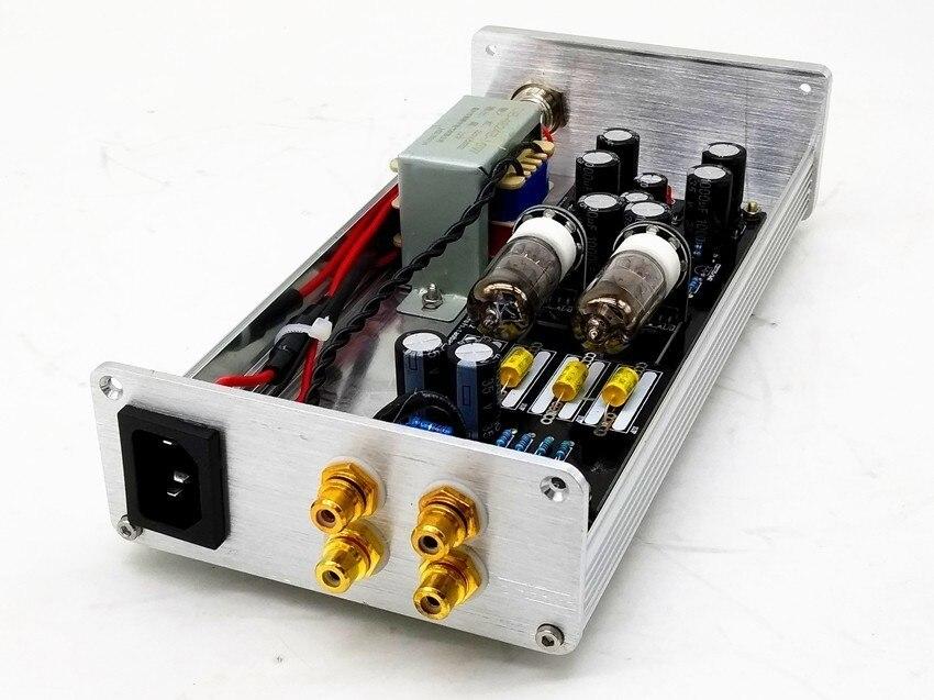 TIANCOOLKEI TUBO 02 Musica fax 6j1 tubo preamplificatore stereo Per amplificatore audio-in Amplificatore da Elettronica di consumo su AliExpress - 11.11_Doppio 11Giorno dei single 1