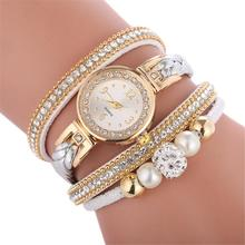 Women Watches New Beautiful Fashion Bracelet Watch Ladies Watch  Round bracelet watch Bayan Kol Saati Relogio Feminino horloge